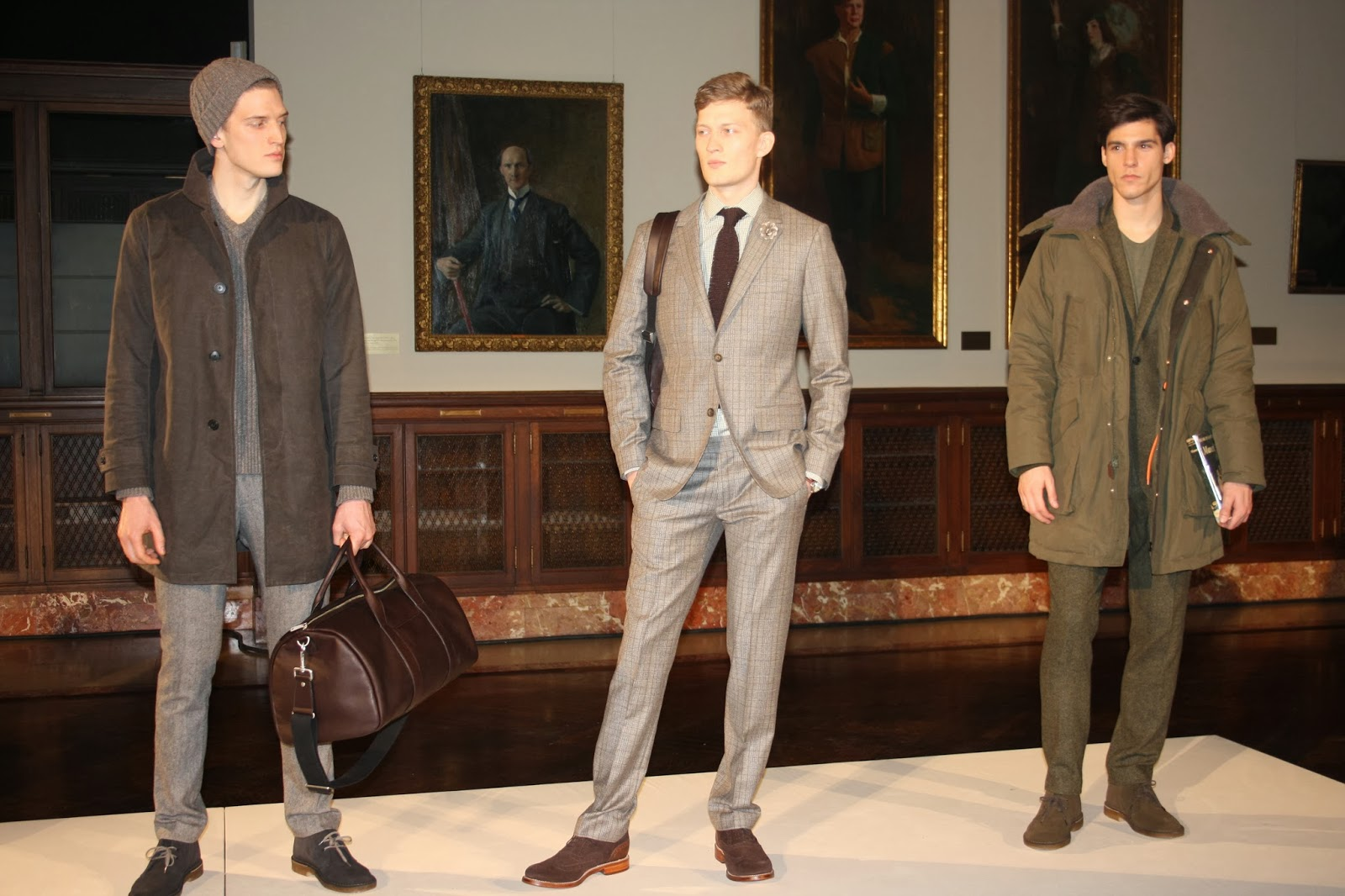 Jack Spade Fall/Winter 2014 Presentation