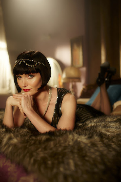 Miss Fisher's Murder Mysteries with Essie Davis