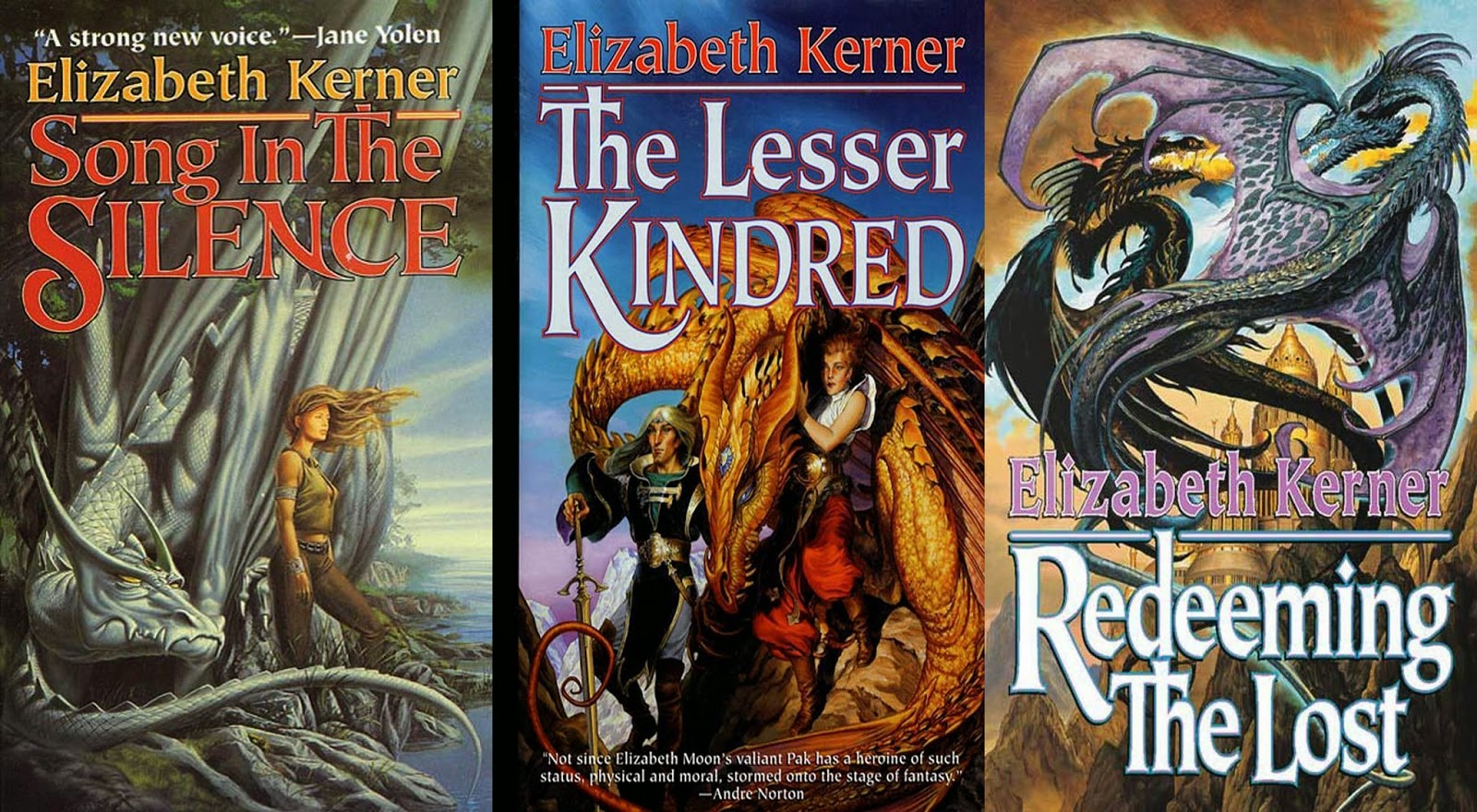 Tales of Kolmar by  Elizabeth Kerner | Epic Fantasy | Series Summary