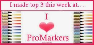Topp 3 hos I love ProMarker