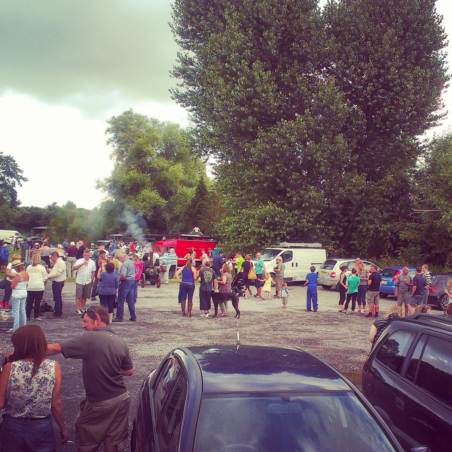 Pub gathering