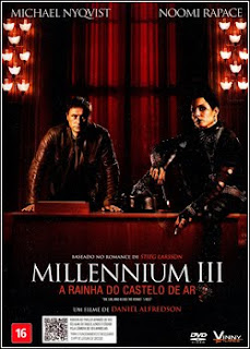 Download Millennium 3   A Rainha do Castelo de Ar   RMVB Dublado baixar