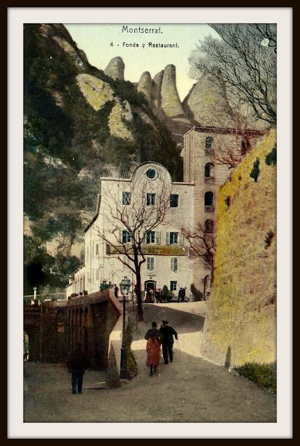 fonda montserrat monasterio historia