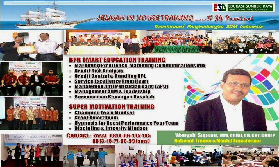Wangsit Pelatihan BPR