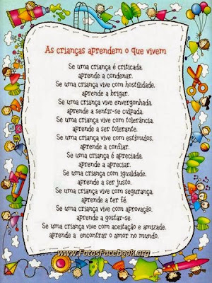 Mensagens de Feliz dia das Crianças