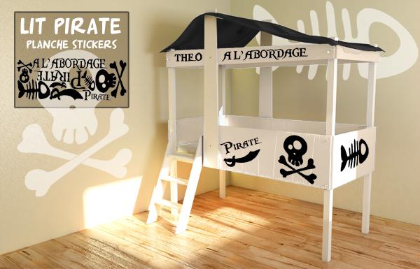 Lit enfant le blog decore ta chambre - Oignon sous le lit combien de temps ...