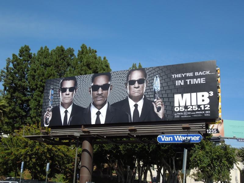 MIB3 billboard