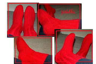 Historia czerwonych skarpetek