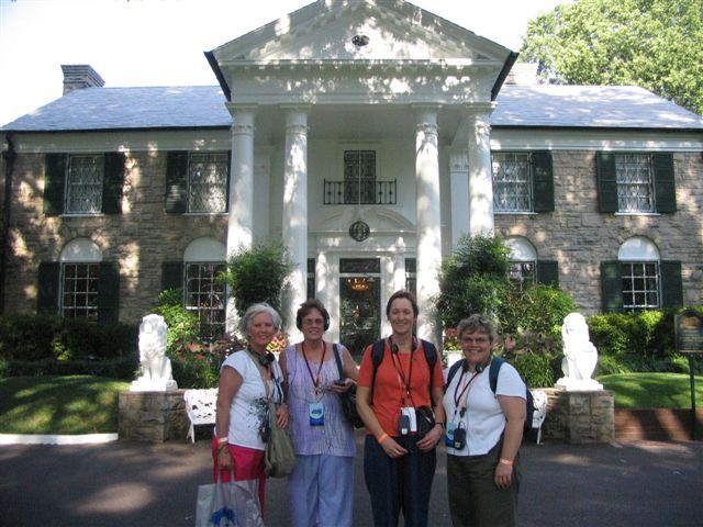 Graceland Visit 2007