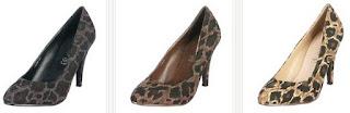 Zapatos tacon motivos piel leopardo por sólo 19 euros
