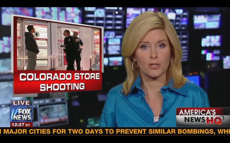 News Anchor Panty Shots