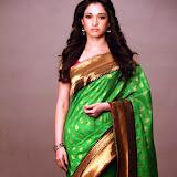 tamanna in silk saree photos (8)