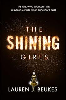 UK edition of The Shining Girls