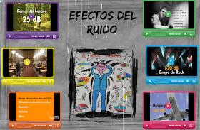 EFECTOS DEL RUIDO: VIDEOS