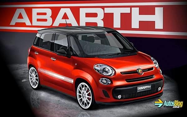 Fiat 500L Abarth