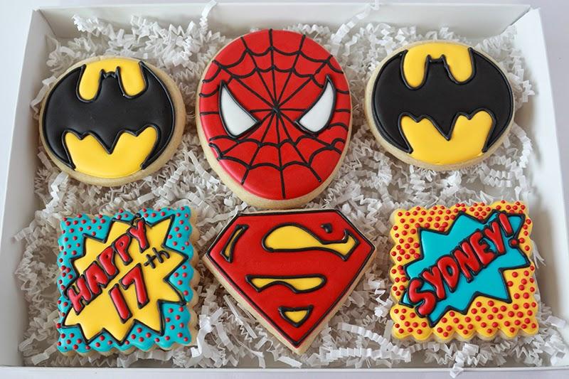 Superhero gift