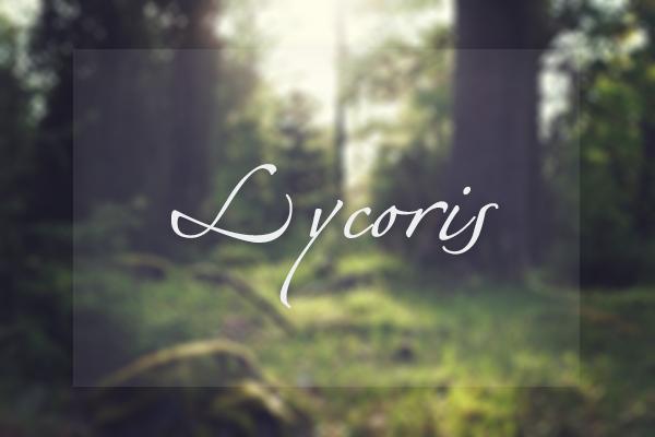 Lycoris Responsive Blogger Template
