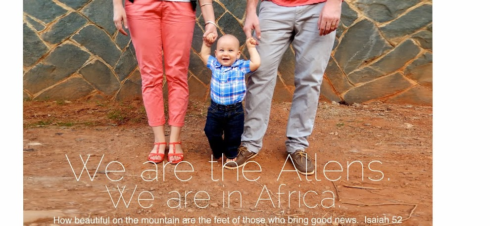 We are the Allens