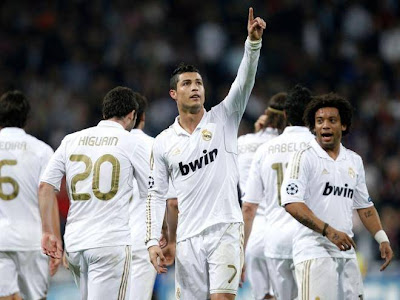 Real Madrid classificado para quartas de final