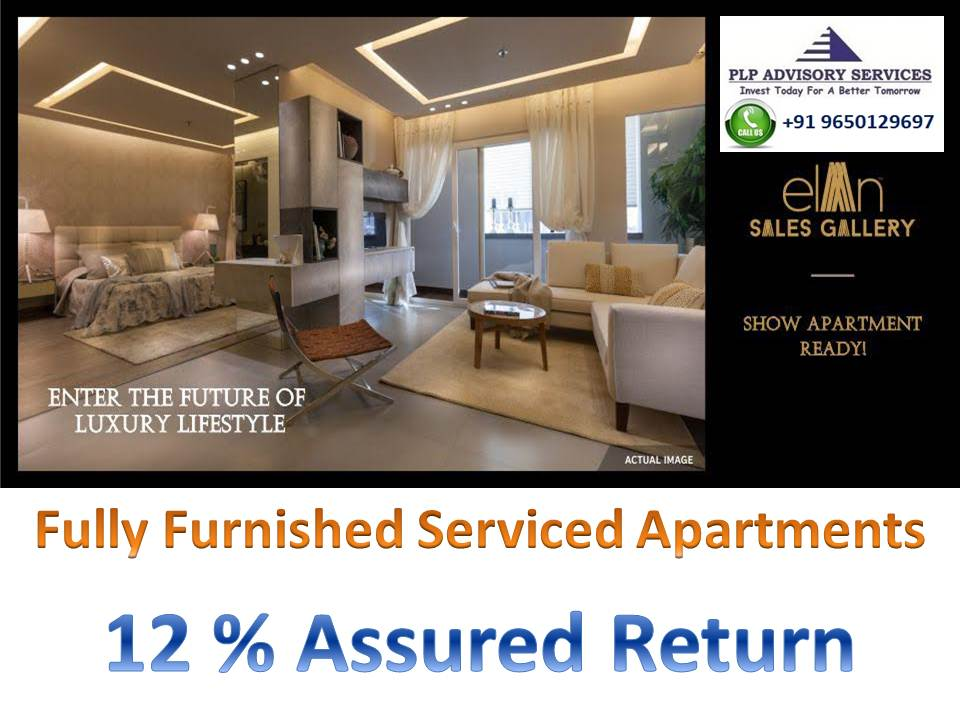 Fully Furnished Serviced Apartments