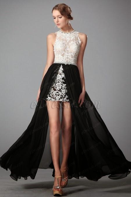Платья с легким шлейфом