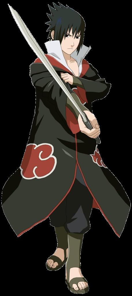 1 Anime Character : Cool anime character sasuke uchiha