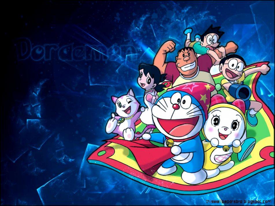 Doraemon wallpaper this wallpapers view original size voltagebd Images