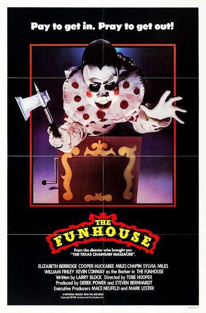 THE FUNHOUSE (1981) CARNAVAL DEL TERROR / LA CASA DE LOS HORRORES - Subtitulada / Audio Latino / Audio Español