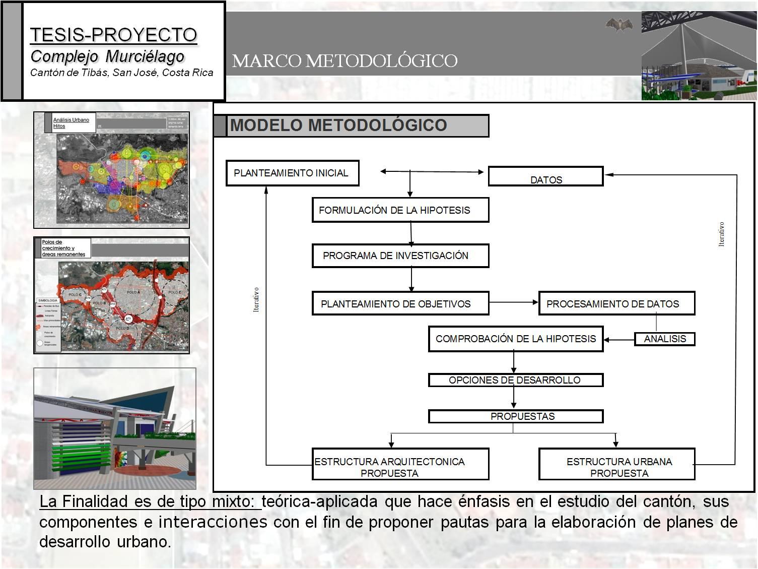 Tesis de arquitectura complejo murcielago tesis de for Tesis de arquitectura ejemplos