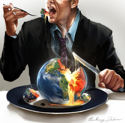 eating the world
