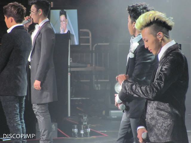 Big Bang Alive Concert in New Jersey 121109 fancams