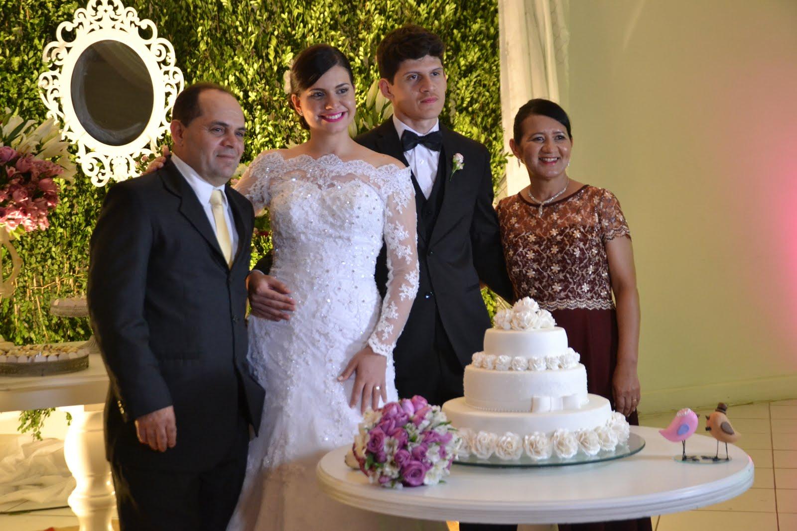 Eu, marido, filho e nora