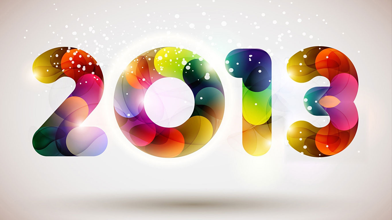 Free HD Happy New Year 2013 Images