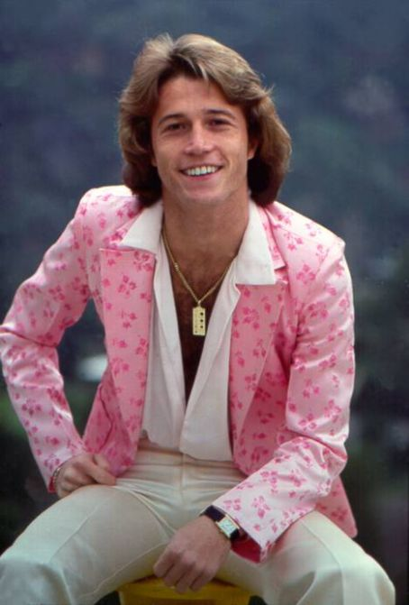 Kuweight 64: ANDY GIBB THE CHARISMATIC AND SENSATIONAL ...