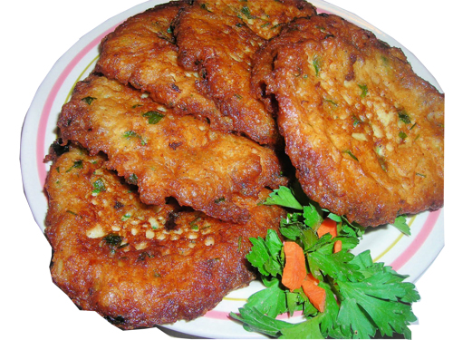 Delicious food recipes cauliflower badgi a good and simple veggie meal is boiled cauliflower the main ingredients of this meal are cauliflower of course flour and eggs forumfinder Gallery