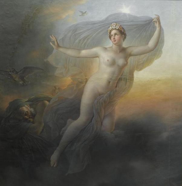 Girodet de Roucy-Trioson aurore