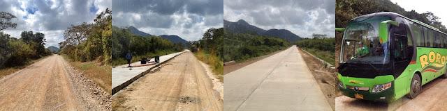 Taytay-El Nido Road