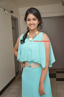 Keerthi Suresh Light Blue Gown 4.jpg
