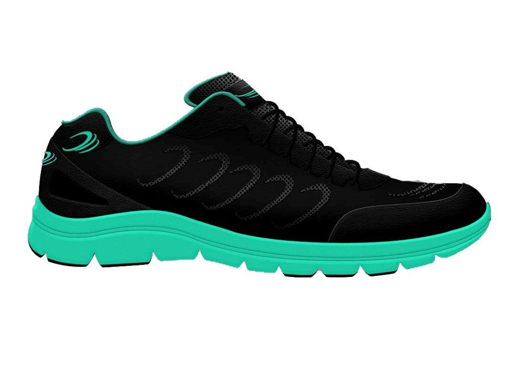 power apparel womens running shoes