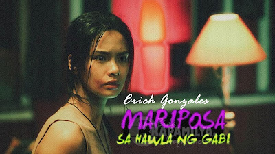 Erich Gonzales as Maya aka The Death Princess in Mariposa (Sa Hawla Ng Gabi)