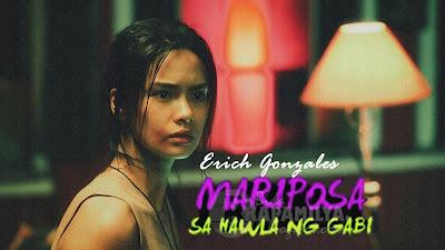 Erich Gonzales as Maya aka The Death Princess in Mariposa (Sa Hawla Ng Gabi)