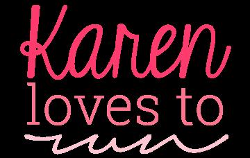 Karen Loves to Run
