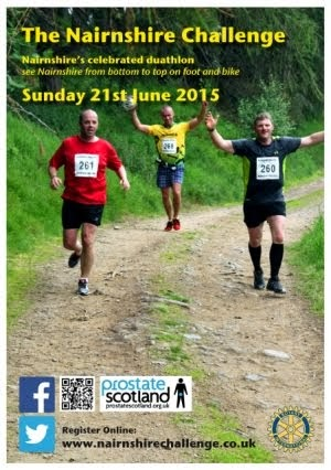 Nairnshire Challenge 21st June 2014