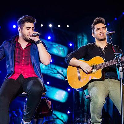 Show com  Henrique e Juliano em São José dos Campos-SP