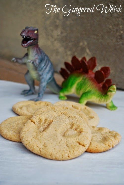 Fossil Cookies - The Gingered Whisk