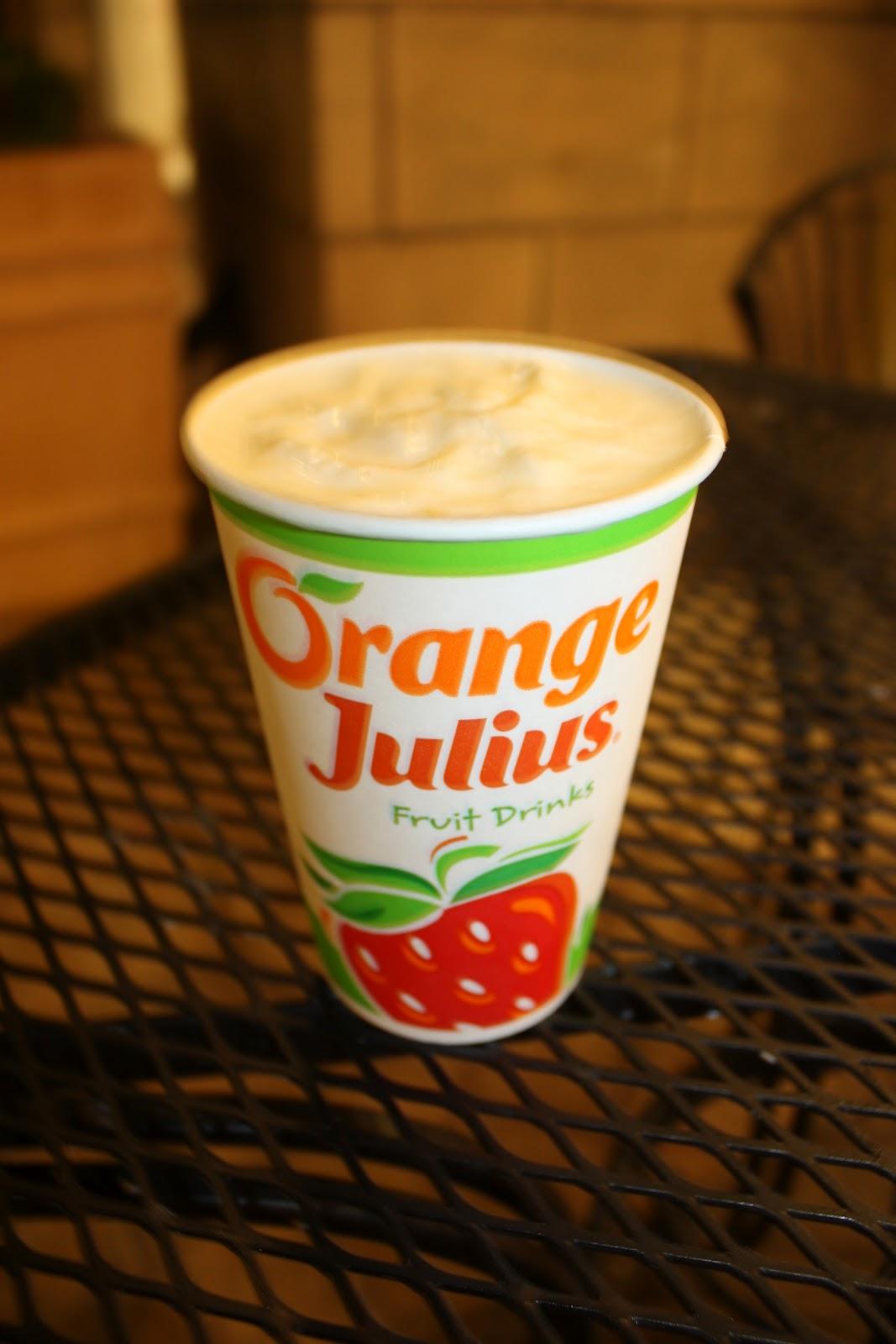 how to make orange julius with orange juice