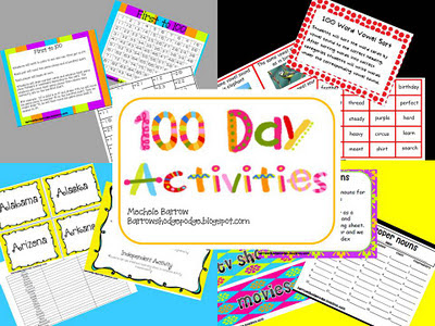 http://www.teacherspayteachers.com/Product/100-Day-Activities-196460