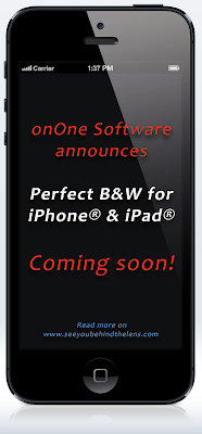onOne Software announces Perfect BW for iPhone and iPad Coming Soon by Dakota Visions Photography LLC www.dakotavisions.com