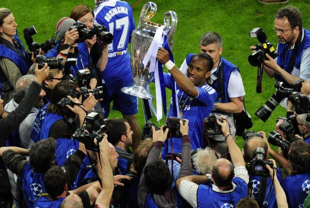 Sobre a final da Champions e seus heróis. Chelsea Campeão!