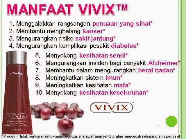 VIVIX anti penuaan tebaik